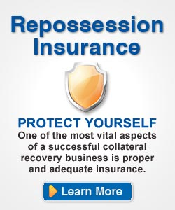 Get the best prices on Repossession Insurance