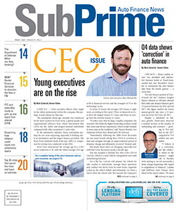 SubPrime Auto Finance News